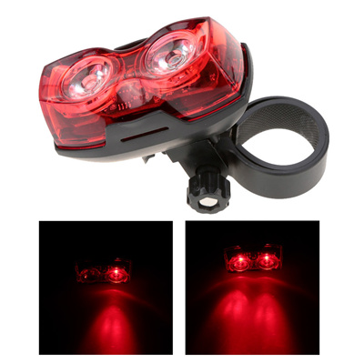 Nobranded Bicycle Light Rear Silicone LED Bike Light 6pcs Set Bike Headlight and Taillight,Waterproof /& Safety Road,Mountain Bike Lights,Batteries Included