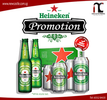 Heineken Carlsberg Guinness Promotion [PRICES SLASHED]