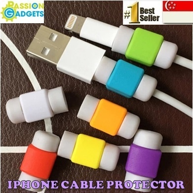 Qoo10 Cable Protecter Mobile