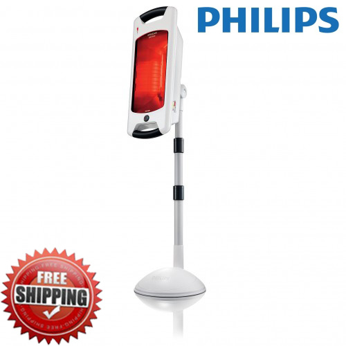 Philips HP3643 650W Half body treatment InfraCare HP3643 infrared lamp Produced in Korea Deals for only S$590 instead of S$0