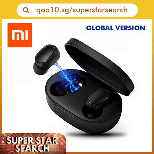 [S$7.99](▼89%)[Xiaomi Compatibles]Xiaomi MI True wireless Earbuds Basic Airdots BT5.0 TWS Noise reduction Stereo bass Mi Earbuds AI