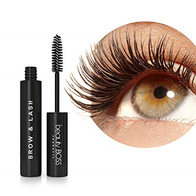 4f0eaf47a15 BeautyBoss Products Eyelash Growth Serum - Natural Lash Boost and Brow  Regrowth Rejuvenator - Enhanc: Rating: 0: Free: S$56.24
