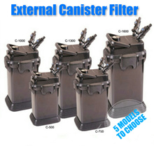 DOPHIN External Canister Filter | 2 Feet Aquarium - 4 Feet Aquarium [5 Models]