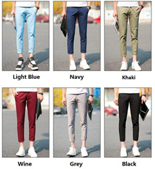 Mens Pants | casual denim blue jeans straight slim skinny bermuda shorts bottom dress easy sports home summer beach wear clothes clothing