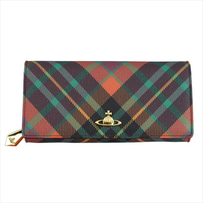 COUPON; Vivienne Westwood NO, 6 VW DERBY wallet 1032V 30V MAC HENRY wallet case type 【