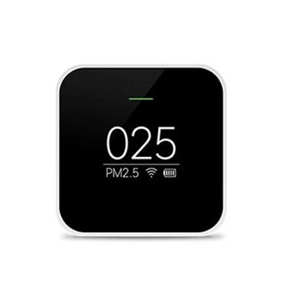 【正品】-小米 米家PM2.5檢測儀- 僅100g重 / 一鍵操作 / OLED顯示螢幕 / 掌心大小 / 750mAh / 高精準雷射傳感器 / 手機APP監控