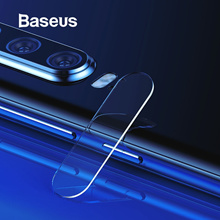 Baseus 0.2mm reinforced lens tempered glass screen protector For HUAWEI P30 Pro Transparent