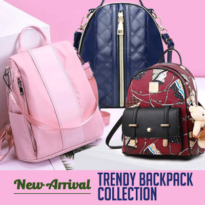 Dijamin Murah! Backpack Trendy Deals for only Rp69.000 instead of Rp69.000