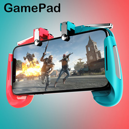AK16 Pubg Mobile Gamepad Pubg Controller for Phone L1R1 Grip with Joystick/Trigger for iPhone xiaomi