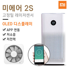Xiaomi Air Purifier US Air 2S / Pig Nose Present / Basic Genuine Filter Included / With VAT VAT / Free Shipping