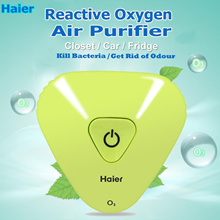 Haier ⚡BUY 2 FREE USB Adapter⚡Reactive Oxygen Air Purifier Odor Eliminator Sterilizer USB Charge
