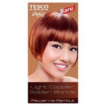[ Halal Certification ] Tesco Choice Light Copper Golden Blonde Hair Color