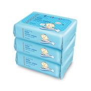LOTION BABY WIPES  20 S X 3