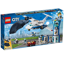 LEGO 60210 City Police: Sky Police Air Base