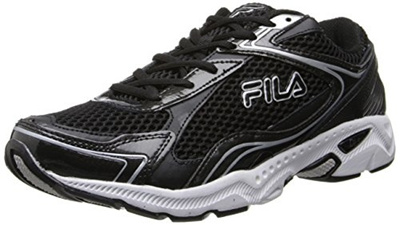de59224acf75 Qoo10 - Fila Men s Trexa Lite 4 Running Shoe, Black White Metallic ...