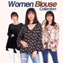 NEW WOMEN SHIRT/BLOUSE-BEST SELLER KEMEJA/BLOUSE WANITA