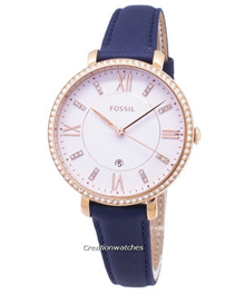 [CreationWatches] Fossil Jacqueline Quartz Diamond Accents ES4291 Womens Watch