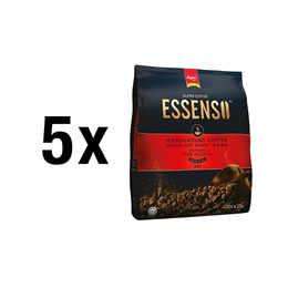 [Bundle Pack] Super ESSENSO MG Coffee 3 in 1 x 5 +Double Wall Glass Cup x 2