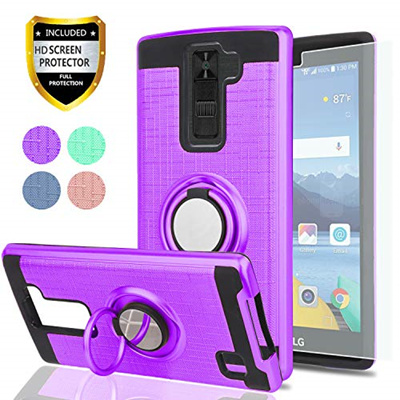 official photos db302 9dc93 ▶$1 Shop Coupon◀ LG K8 V Case, LG K8V (Verizon) Case with HD Phone Screen  Protector,YmhxcY 360 Degr