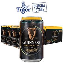 Guinness Foreign Extra Stout Beer 320ml x 24 Cans