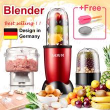⚡Free 3 Gifts⚡Blend Ice❤BAP FREE❤Nutri Blender Multifunction Smoothie Juicer/Mixer/Meat maker