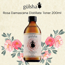 [U.P.$59.90] Gulsha Rosa Damascena Distillate 200ml