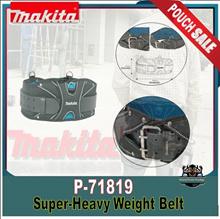 MAKITA P-71819 SUPER HEAVY DUTY BELT / ELECTRICIAN POUCH
