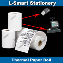 Cash Register Roll ★ Thermal Paper ★ POS ★ Nets ★ Receipt ★ 80 x 55mm ★ 80 x 80mm ★ 57 x 40mm