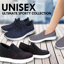 JUAL RUGI!! FREE  SHIPPING!!Korean Stylish Shoes|Ultimate Collection-Unisex Sporty Casual Sneakers