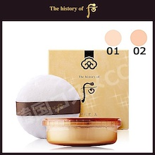 The history of whoo Gongjinhyang Mi Jewelry Powder 28g (Refill)