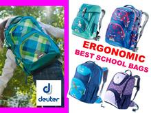 2019 ERGONOMIC SCHOOL BAG SMART | GENIUS | YPSILON backpack daypack multi purpose haversack bag
