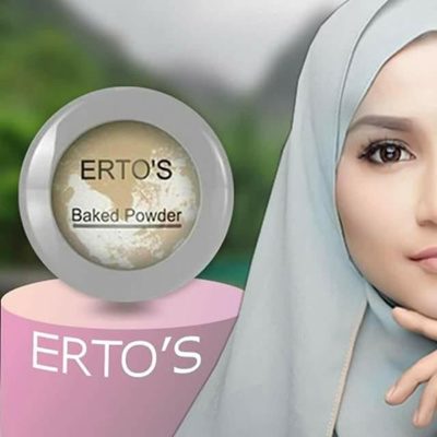 826410c0b53 ERTOS BAKED POWDER all in 1 - Ertos powder baked powder - face stain cover