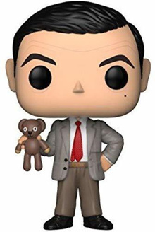 [Toys] Funko Pop TV Mr. Bean (Styles May Vary) Collectible Figure