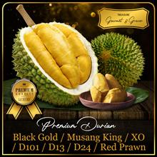 Malaysia Pahang Durian l Mao Shan Wang l Black Gold l D24 l Red Prawn l D101 | D13