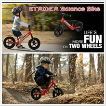 HOT SELLING Strider RUNNING BIKE**  12 Classic Kids Balance Bike Bicycle Pushbike