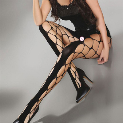cce31c44e559 Women s Long Sexy Fishnet Stockings Women Fish Net Pantyhose Mesh Stockings  Sexy Lingerie Thigh