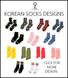 GSS SALES + NEW ARR!* ★ADULT/BASIC Buy6+1Free★양말T92 KoreanDesignSocks Women/Men/Basic/Sleeping