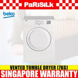 Beko DTGV7001W Vented Tumble Dryer (7kg)