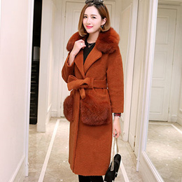444dac36d6 Court outerwear Winter! ☆ Winter clothes Autumn and winter items Spacious  silhouette to body cover
