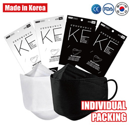 QNI KF94 MASK 50PCS 1BOX / MADE IN KOREA / SURGICAL MASK / Qoo10 Lowest Price