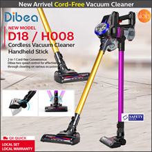 [▼-59% ] MARCH SALE★ NEW Launch Dibea H008 Cordless Vacuum Cleaner Handheld Stick
