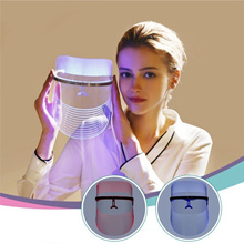 LED mask Home skin care device Home care Facial massager