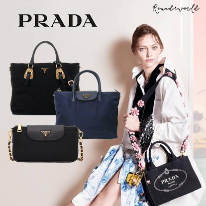 a91bc2f12f31 Qoo10 - Prada : Bag & Wallet