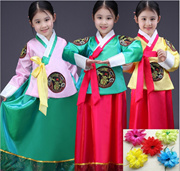 KOREAN/ GIRL / KIDS/ CHILDREN / KOREA DRESS / TRADITIONAL DRESS / KOREA TRADITIONAL CLOTHES / HANBOK