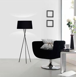 Nordic Modern Tripod Floor Lamp