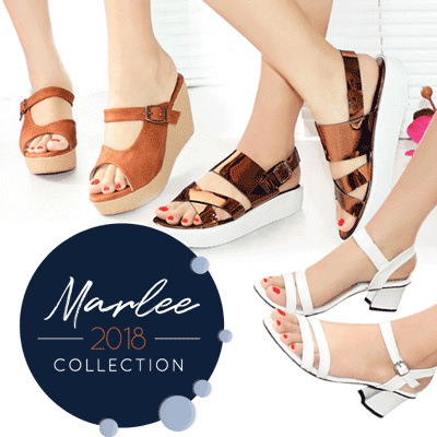 NEW COLLECTION MARLEE SHOES Deals for only Rp52.000 instead of Rp52.000