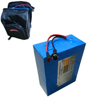 48V 20ah external lithium battery pack for escooter ebike