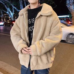 ★무료배송★남성 겨울 양털 후리스 자켓