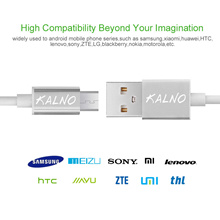 KALNO FAST CHARGING CABLE - MICRO USB DATA  CHARGING