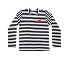COMMEDES GARCONS Stripe T-Shirts! Direct From Japan★